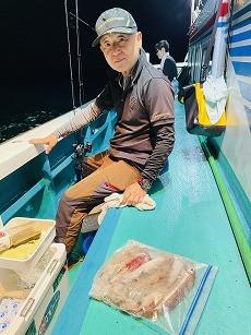 谷口釣船の2021年7月20日(火)2枚目の写真