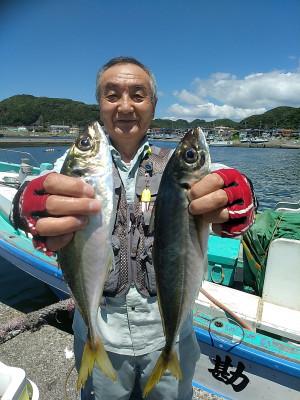 勘次郎丸の2021年7月21日(水)2枚目の写真
