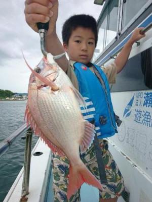 正漁丸の2021年7月18日(日)2枚目の写真