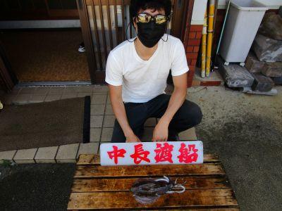中長渡船の2021年7月21日(水)2枚目の写真