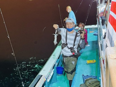谷口釣船の2021年7月21日(水)2枚目の写真