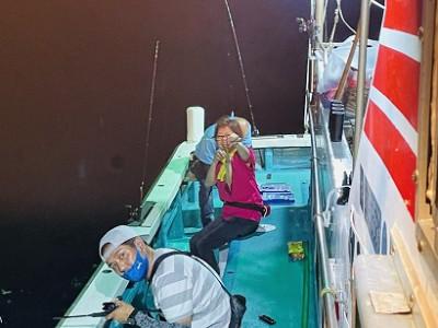 谷口釣船の2021年7月21日(水)4枚目の写真