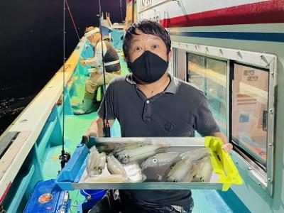 谷口釣船の2021年7月21日(水)5枚目の写真