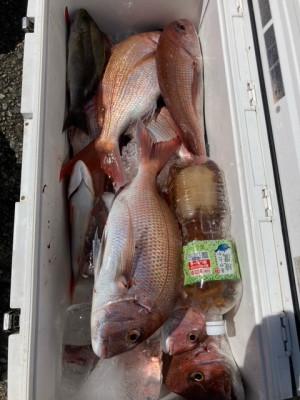 釣り船 黒潮丸の2021年7月22日(木)1枚目の写真