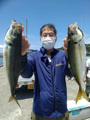 勘次郎丸の2021年7月22日(木)2枚目の写真