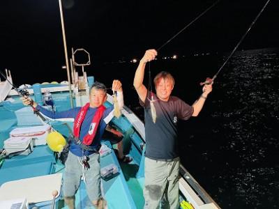 谷口釣船の2021年7月22日(木)1枚目の写真