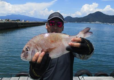 岩崎レンタルボート(岩崎つり具店)の2021年7月23日(金)1枚目の写真