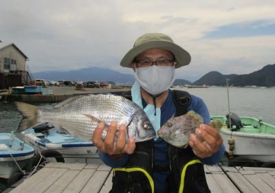 岩崎レンタルボート(岩崎つり具店)の2021年7月23日(金)2枚目の写真