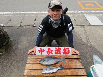 中長渡船の2021年7月23日(金)1枚目の写真