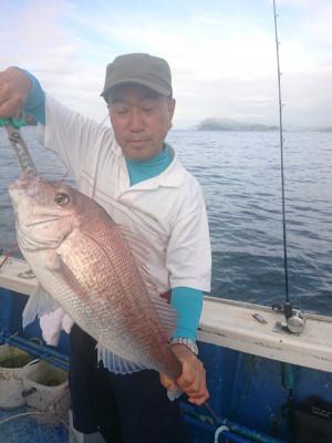 フィッシングボート 清和丸の2021年7月23日(金)2枚目の写真