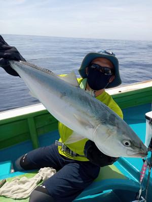 フィッシングボート 清和丸の2021年7月23日(金)4枚目の写真