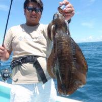 釣り船 久勝丸の2021年7月22日(木)2枚目の写真