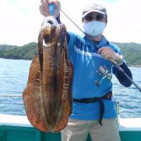 釣り船 久勝丸の2021年7月23日(金)1枚目の写真