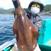 釣り船 久勝丸の2021年7月23日(金)2枚目の写真