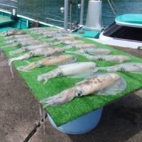 釣り船 久勝丸の2021年7月23日(金)5枚目の写真