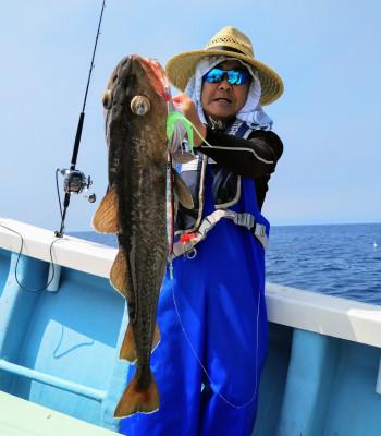 佐々木釣具店 平進丸の2021年7月24日(土)2枚目の写真