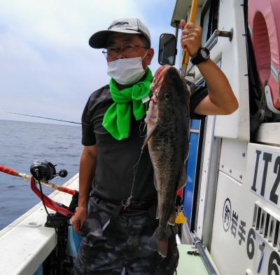 佐々木釣具店 平進丸の2021年7月24日(土)4枚目の写真