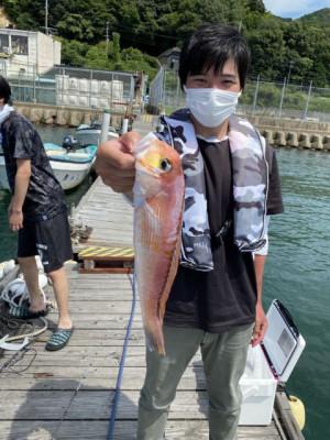 フィッシングセンター 海友の2021年7月23日(金)1枚目の写真
