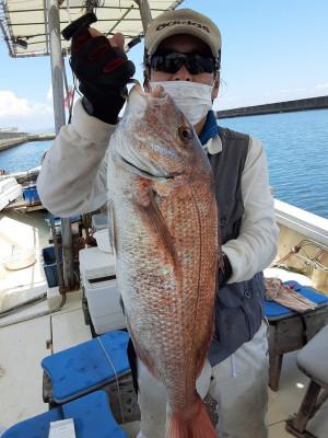 赤峯釣船の2021年7月24日(土)3枚目の写真