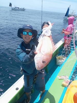 フィッシングボート 清和丸の2021年7月24日(土)2枚目の写真