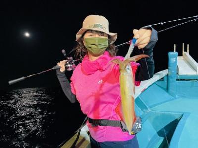谷口釣船の2021年7月24日(土)1枚目の写真
