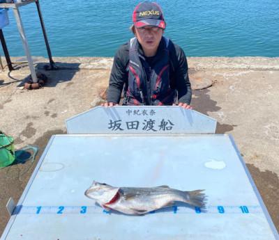 坂田渡船の2021年7月21日(水)1枚目の写真