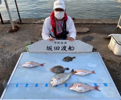 坂田渡船の2021年7月22日(木)2枚目の写真