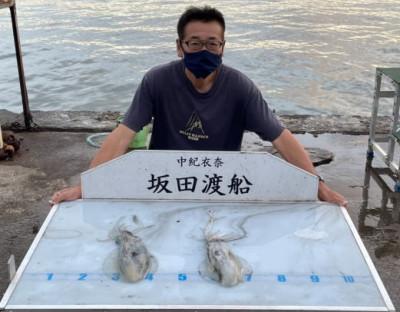 坂田渡船の2021年7月23日(金)3枚目の写真
