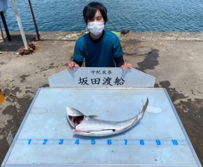 坂田渡船の2021年7月23日(金)4枚目の写真