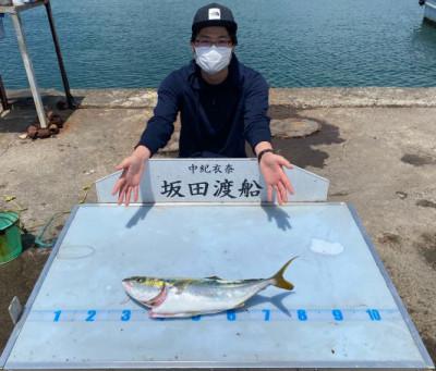 坂田渡船の2021年7月23日(金)5枚目の写真