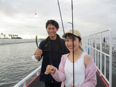 尼崎市立魚つり公園の2021年7月25日(日)1枚目の写真