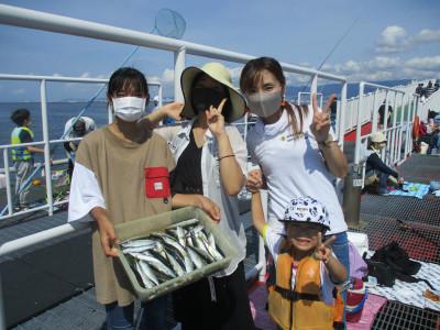 尼崎市立魚つり公園の2021年7月25日(日)2枚目の写真