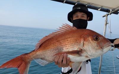 遊漁船 ニライカナイの2021年7月15日(木)1枚目の写真