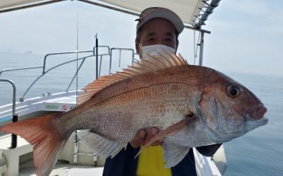 遊漁船 ニライカナイの2021年7月15日(木)2枚目の写真