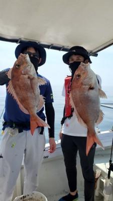 遊漁船 ニライカナイの2021年7月15日(木)4枚目の写真