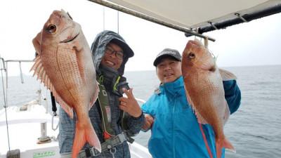 遊漁船 ニライカナイの2021年7月17日(土)1枚目の写真