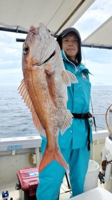 遊漁船 ニライカナイの2021年7月17日(土)3枚目の写真