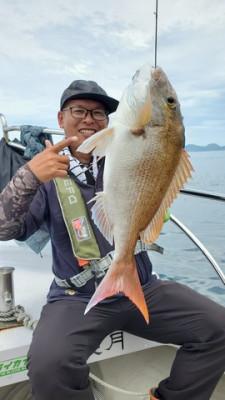 遊漁船 ニライカナイの2021年7月17日(土)4枚目の写真