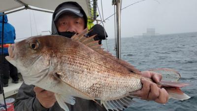 遊漁船 ニライカナイの2021年7月18日(日)3枚目の写真