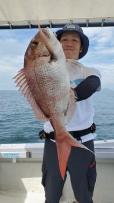 遊漁船 ニライカナイの2021年7月19日(月)3枚目の写真