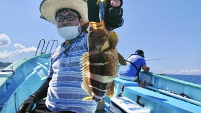 北山丸の2021年7月24日(土)2枚目の写真
