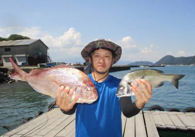 岩崎レンタルボート(岩崎つり具店)の2021年7月25日(日)1枚目の写真