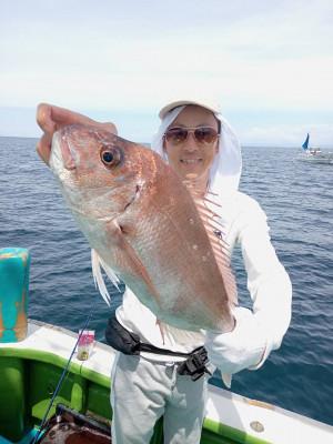 フィッシングボート 清和丸の2021年7月25日(日)2枚目の写真