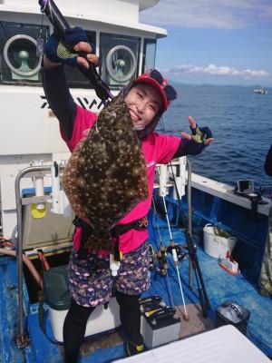 フィッシングボート 清和丸の2021年7月25日(日)5枚目の写真