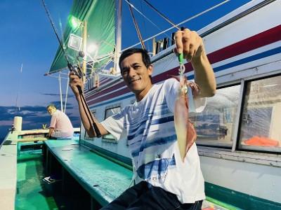 谷口釣船の2021年7月25日(日)1枚目の写真