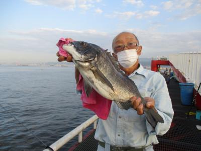 尼崎市立魚つり公園の2021年7月26日(月)3枚目の写真