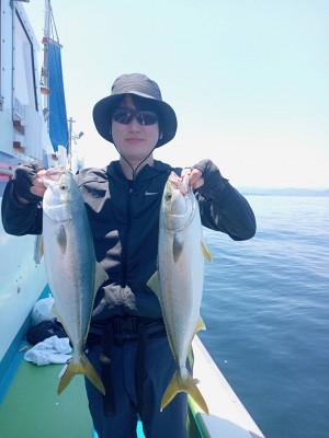 フィッシングボート 清和丸の2021年7月26日(月)3枚目の写真
