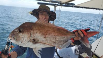 遊漁船 ニライカナイの2021年7月21日(水)1枚目の写真