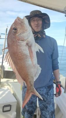 遊漁船 ニライカナイの2021年7月21日(水)3枚目の写真