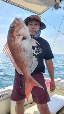 遊漁船 ニライカナイの2021年7月21日(水)4枚目の写真